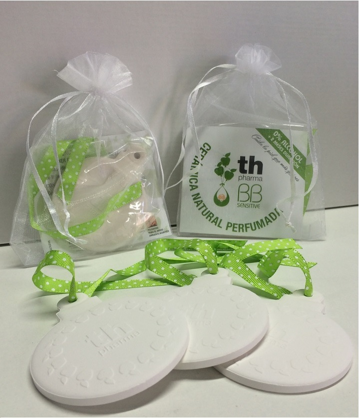 Kit de Cerámica Perfumada para Tahe Pharma