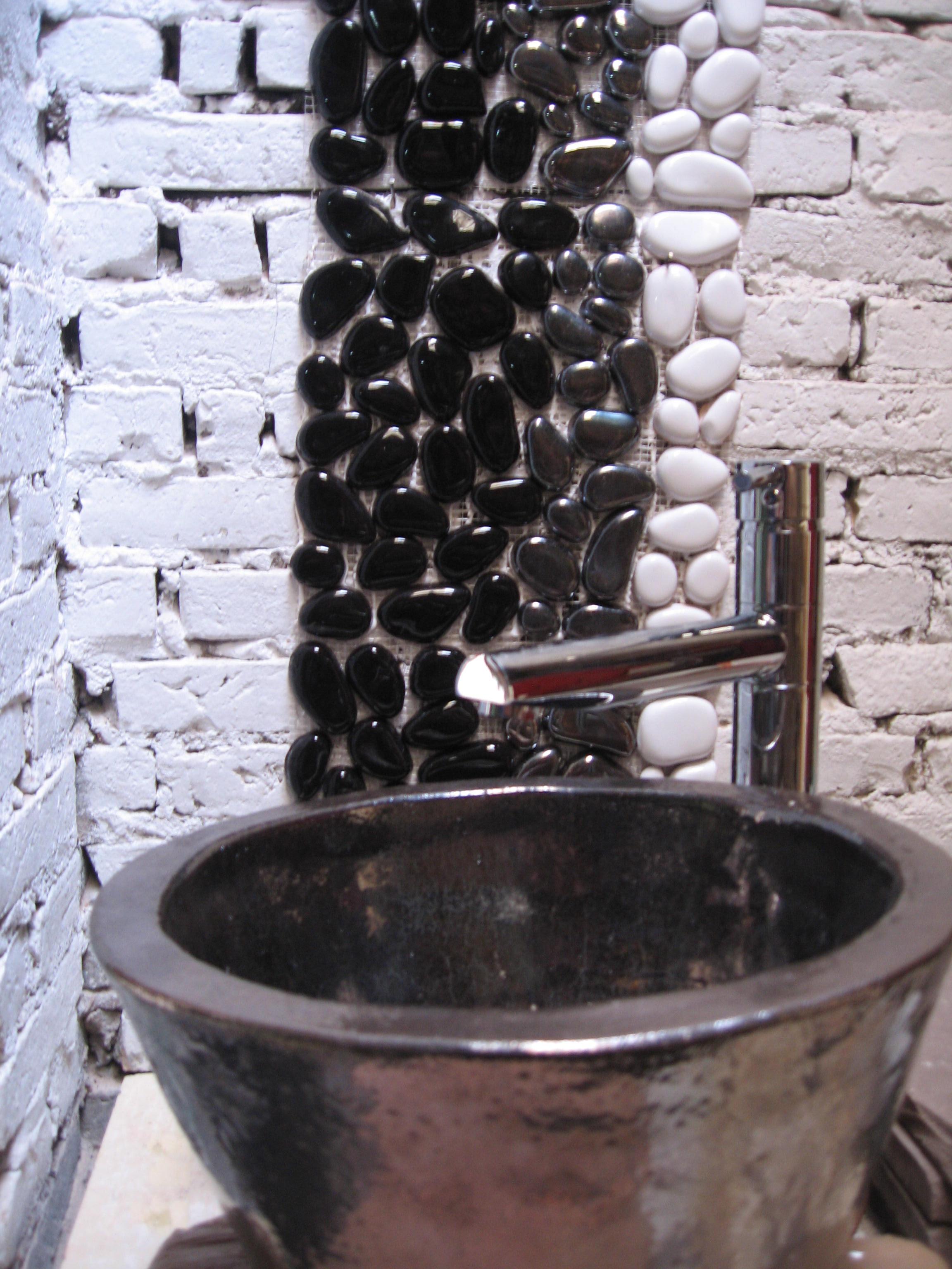 Sinks glazed