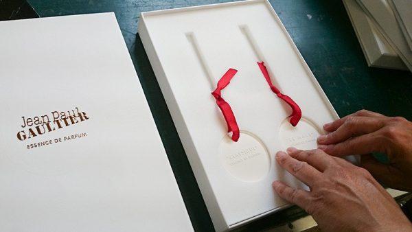 Jean Paul Gaultier Essence Packaging