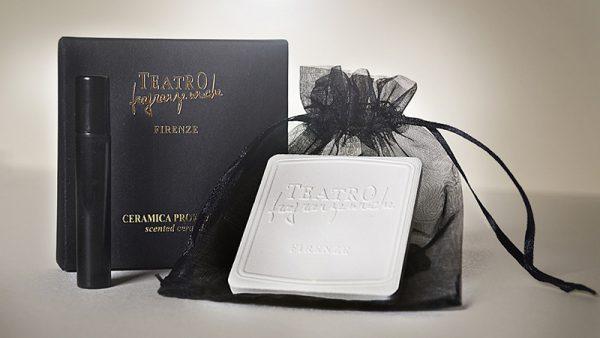 Teatro Fragranze Uniche Packaging