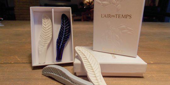 Scented Ceramic Tablet for Air du Temps