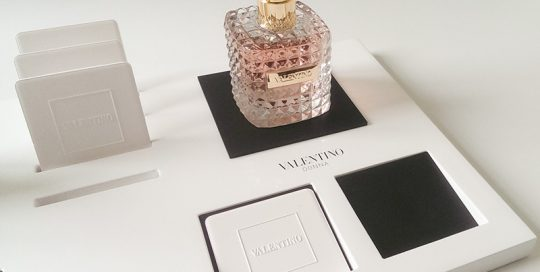 Ceramic Blotter for Valentino