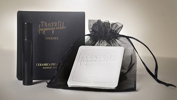 Teatro Fragranze Uniche Packaging