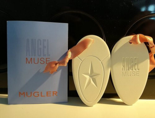 'Muse' by Thierry Mugler or when the perfume becomes ceramic