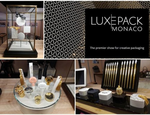 Our participation in the Luxe Pack Monaco: The luxury packaging