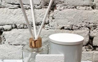 Nuevos productos de cerámica en blanco